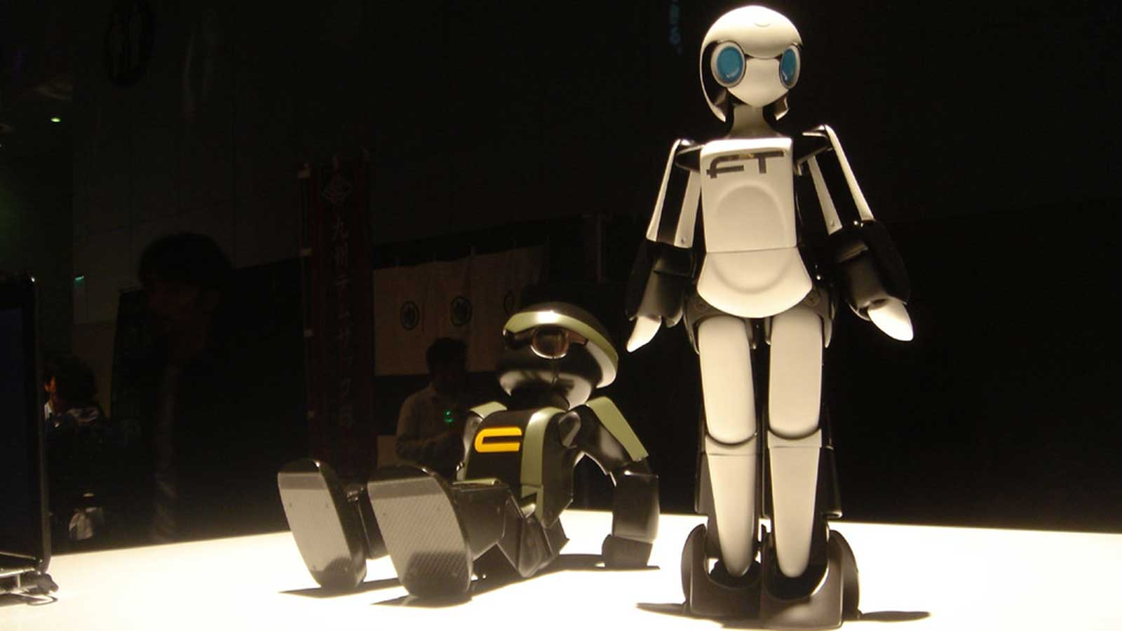 Five Household Robots You Could Have at Home