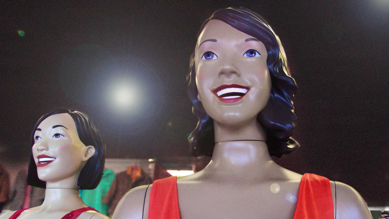 What is the Uncanny Valley?